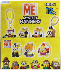 Despicable Me Minions Mystery Hangers In CDU
