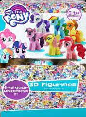 My Little Pony 3D Figurine Capsule in CDU