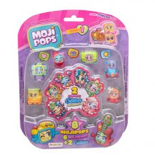 Moji Pop Glitter Surprise Blister 8 Pack