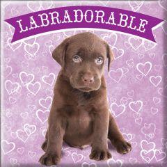 Magnet - Labradorable