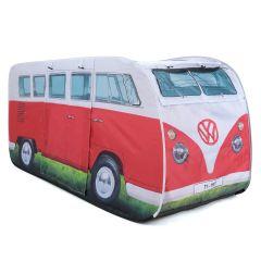 VW Kids Pop Up Tent Red
