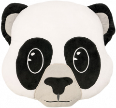Wholesale Panda Emoji Cushion
