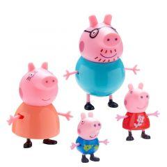 Peppa Pig - Family Figure Pack