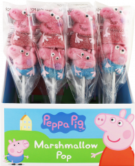 Peppa Pig Marshmallow Pops