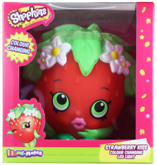 Shopkins Strawberry Kiss Illumi-mate Light
