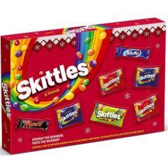 Skittles & Friends Medium Selection Box 150.5g Exp 27.06.2021