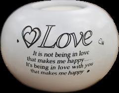 Sentiment Tealight - Love