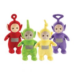 Teletubbies - 8 inch Talking Soft Toy Assortment