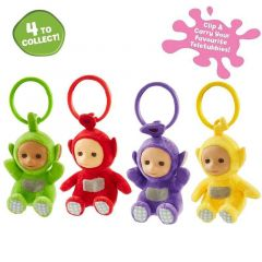 Teletubbies - Clip on Soft Toys