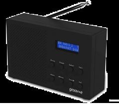 Groov-e Paris Portable DAB/FM Digital Radio
