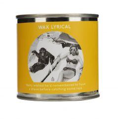 Wax Lyrical Comedy Candle Tins - Sunbathing
