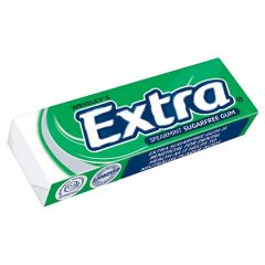 Wrigley's Extra Spearmint Chewing Gum 10pc