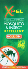 Xpel Mosquito & Insect Repellent Roll On 75ml