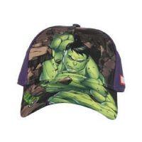 Marvel Hulk Sublimation Cap - Adult