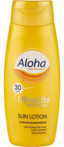 Aloha Sun Lotion SPF 30 250ml