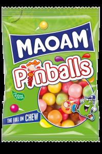 Maoam Pinballs 140g