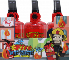 Fire Water Squirter With Candy