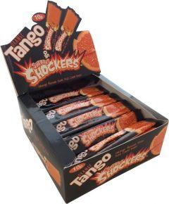 Tango Sherbet Shockers - Orange 11g