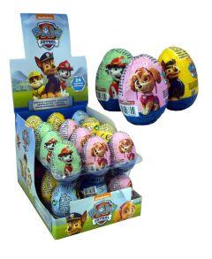 Paw Patrol Milk Chocolate Surprise Eggs 20g