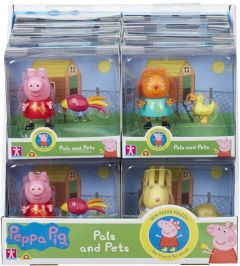 Peppa Pig Articulated Figure Dress and Play in CDU