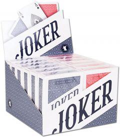Joker Playing Cards in Display
