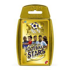Top Trumps Specials - World Football Stars Gold
