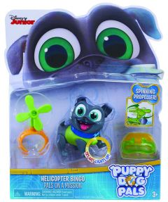 Puppy Dog Pals Light Up Pals On A Mission Figure & Accessory Assortment