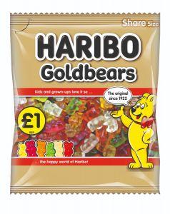 Haribo Gold Bears £ PMP 160g