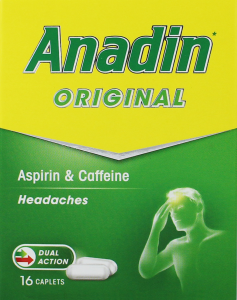 Anadin Original Caplets 16's