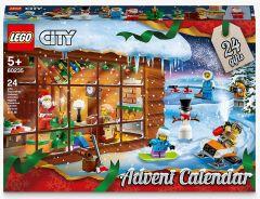 LEGO Advent Calendar 2020 - City