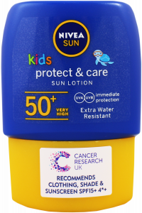 Nivea Sun Lotion Pocket Pack Child SPF 50 50ml
