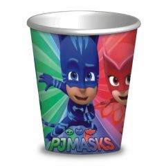 PJ Masks Cups Pack of 8