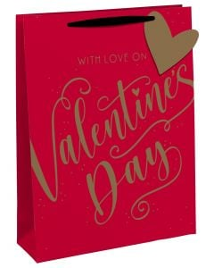 Gift Bag Perfume - Valentines Day