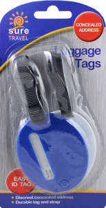 Luggage Tags 2 Pack