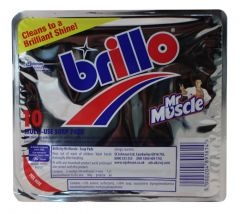 Brillo Soap Pads 10's