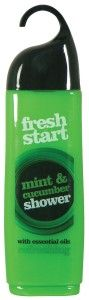 Fresh Start Shower Gel Mint & Cucumber 400ml