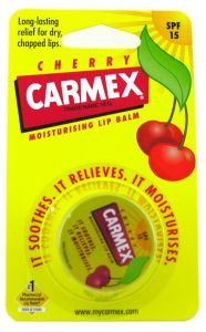 Carmex Pot Blister Cherry