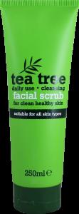 Tea Tree Cleansing Facial Scrub 250ml