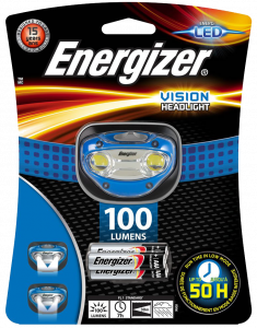 Energizer LED Vision Blue Headlight x3AAA