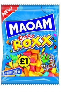 Maoam Crazy Roxx £ PMP 150g