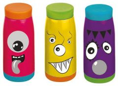 Kids Monster Flask 350ml Assorted Designs