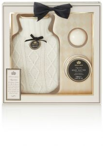 Style & Grace Signature Hot Water Bottle Gift Set