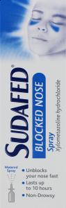 Sudafed Nasal Spray 15ml
