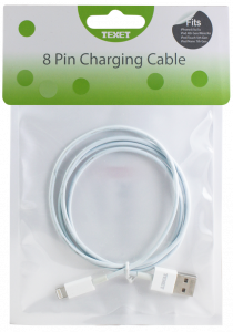 Texet CAB-8 Lightning Cable For iPhone 5/6/6S/6Plus