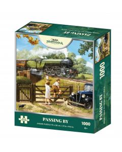 Kevin Walsh Nostalgia Passing By 1000 Piece Jigsaw Puzzle