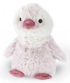 Cozy Plush Microwavable Warmies - Marshmallow Penguin