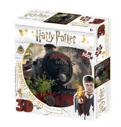 Harry Potter The Hogwarts Express 500 Piece Super 3D Jigsaw Puzzle