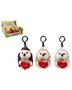 "Hedgehog With Love You Heart 4.5"""
