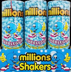 Wholesale Millions 90g Shakers - Bubblegum