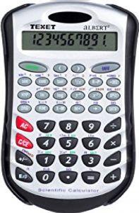 Albert 2 Scientific Calculator Hang Pack